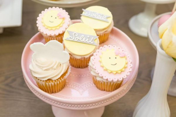 pastel-you-are-my-sunshine-shower-pink-cupcake