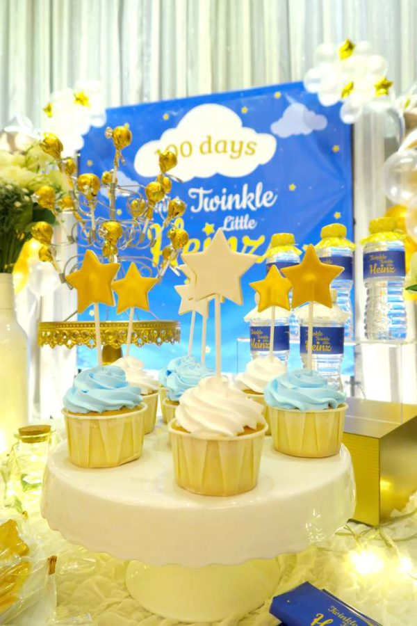 twinkle-twinkle-little-star-golden-baby-shower-cupcakes