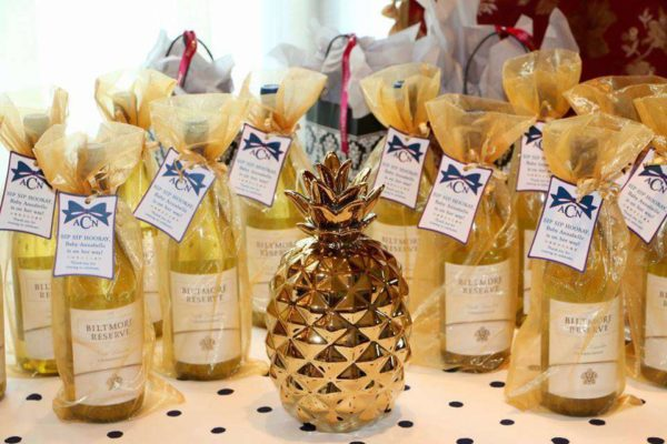 kate-spade-baby-shower-wine-favors