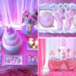 Pretty Pink Ballerina Baby Shower