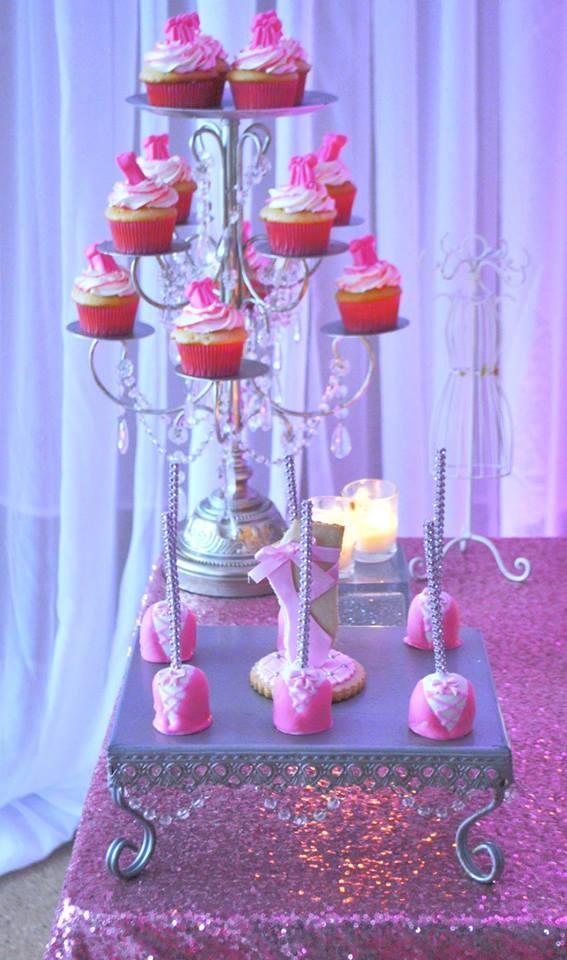 beautiful-ballerina-baby-shower-cupcakes