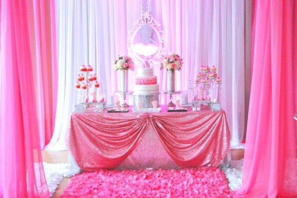 beautiful-ballerina-baby-shower-dessert-station