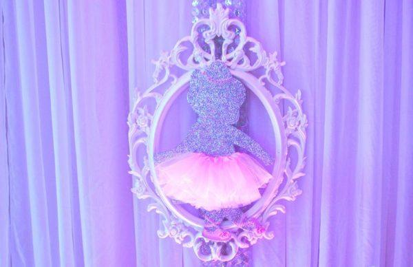 Beautiful Ballerina Baby Shower Baby Shower Ideas