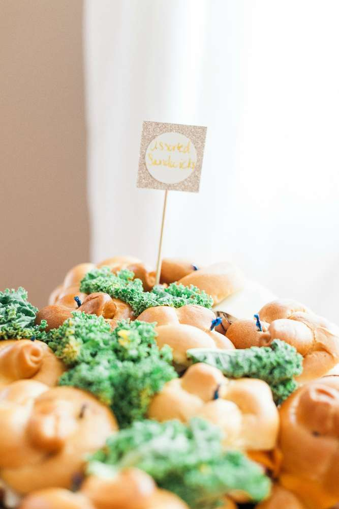 blooming-baby-shower-sandwiches