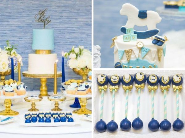 chic-blue-baby-shower