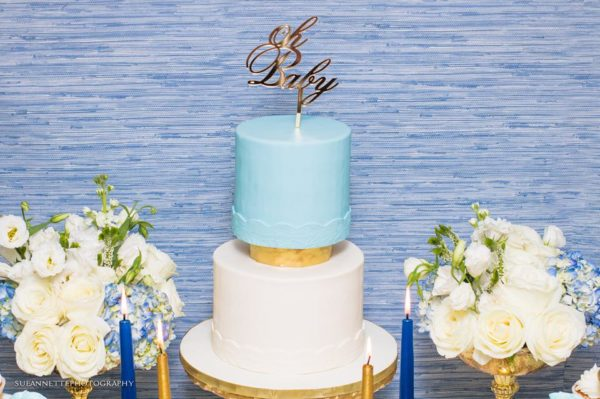 chic-blue-baby-shower-blue-cake