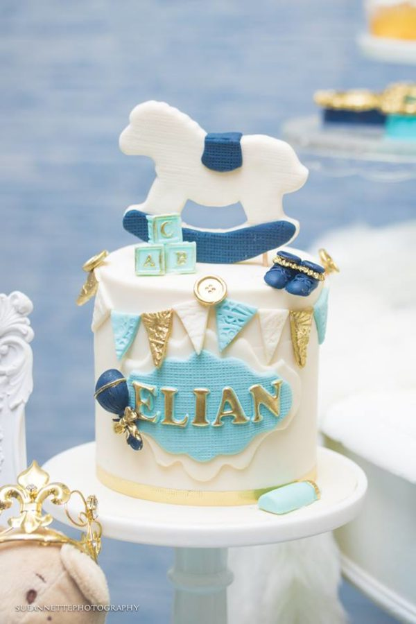 chic-blue-baby-shower-cake