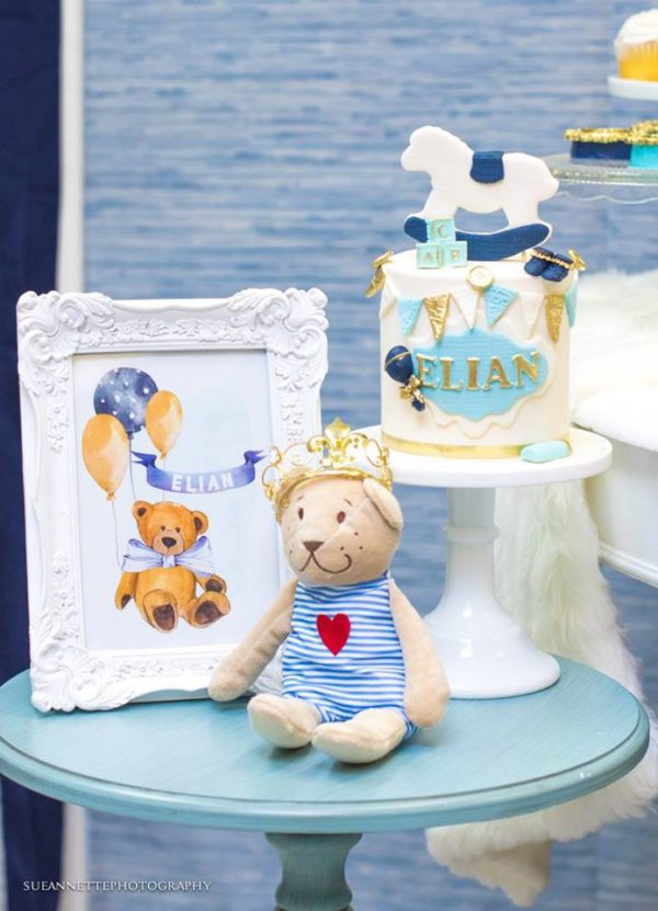 chic-blue-baby-shower-framed-art