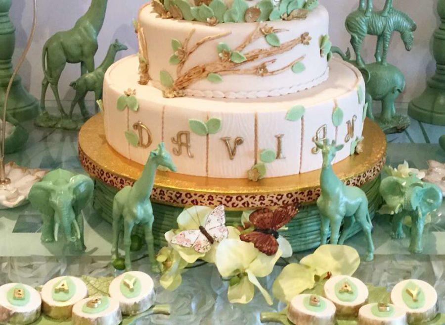 mint-green-jungle-baby-shower-butterflies