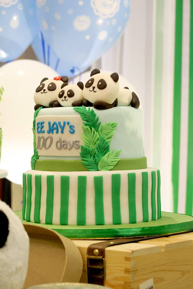 Panda Themed Baby Celebration Baby Shower Ideas Themes