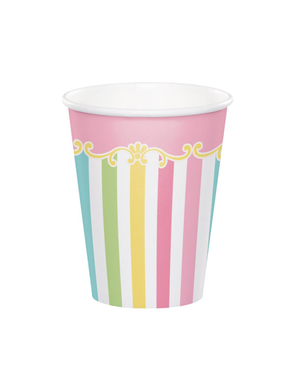 pastel-baby-shower-party-supplies-pastel-rainbow-paper-cups