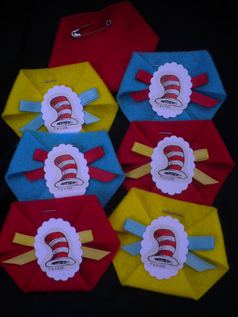 Dr. Seuss Baby Shower Decorations And Party Favors
