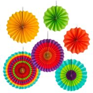 fiesta-colorful-paper-fans-round-wheel-disc-mexico