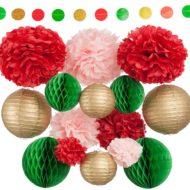 fiesta-colorful-tissue-paper-pom-poms-lantern-assortment-decoration