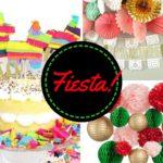 Fiesta Frenzy Baby Shower Inspiration Board