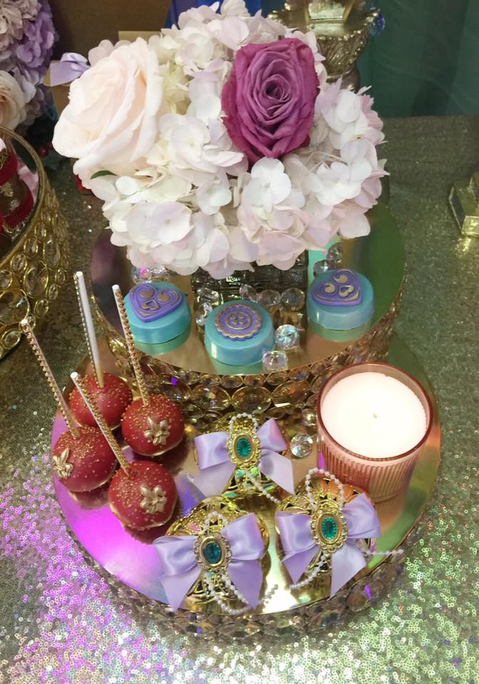 Floral Moroccan Princess Baby Shower Baby Shower Ideas