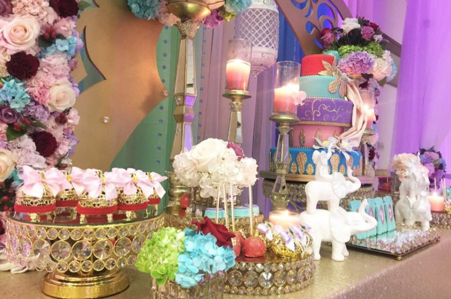 floral-moroccan-princess-baby-shower-treats