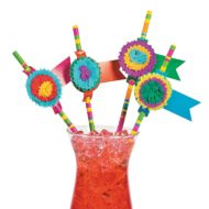 fun-colorful-fiesta-party-paper-straws