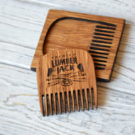 lumberjack-baby-shower-favor-combs-unique
