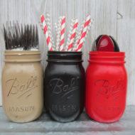 lumberjack-mason-jars-baby-shower-jars