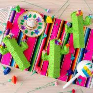 mini-cactus-pinatas-fiesta-party-decorations