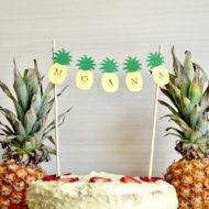 pineapple-cake-banner-tropical-baby-shower