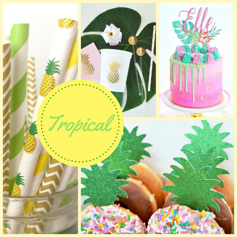 tropical-baby-shower-ideas