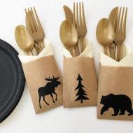 bear-lumberjack-baby-shower-tableware