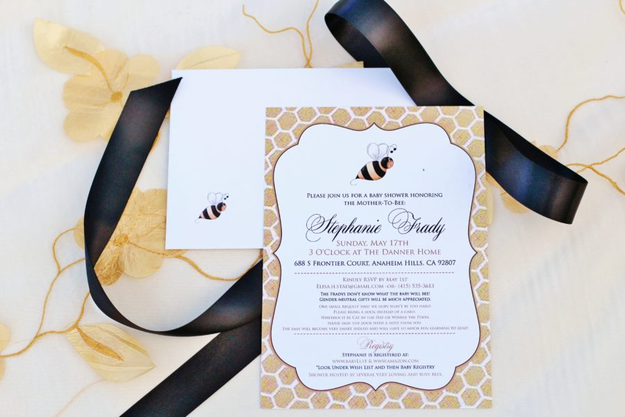 baby-to-bee-outdoor-shower-invitations