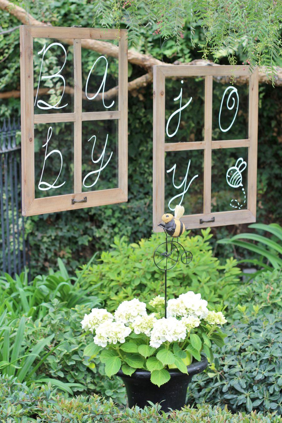 baby-to-bee-outdoor-shower-rustic-window-art