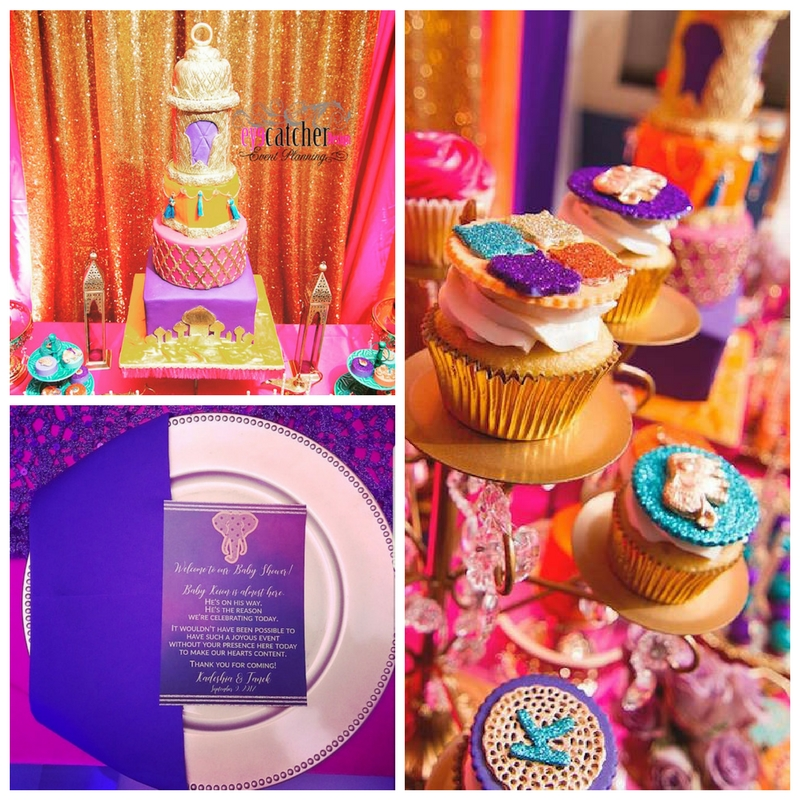 Exceptional Marvelous Moroccan Baby Shower