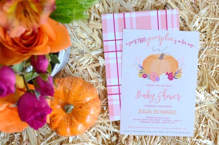 sweet-little-pumpkin-baby-shower-invitation-party