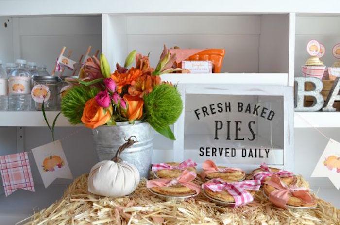 sweet-little-pumpkin-baby-shower-pie-station