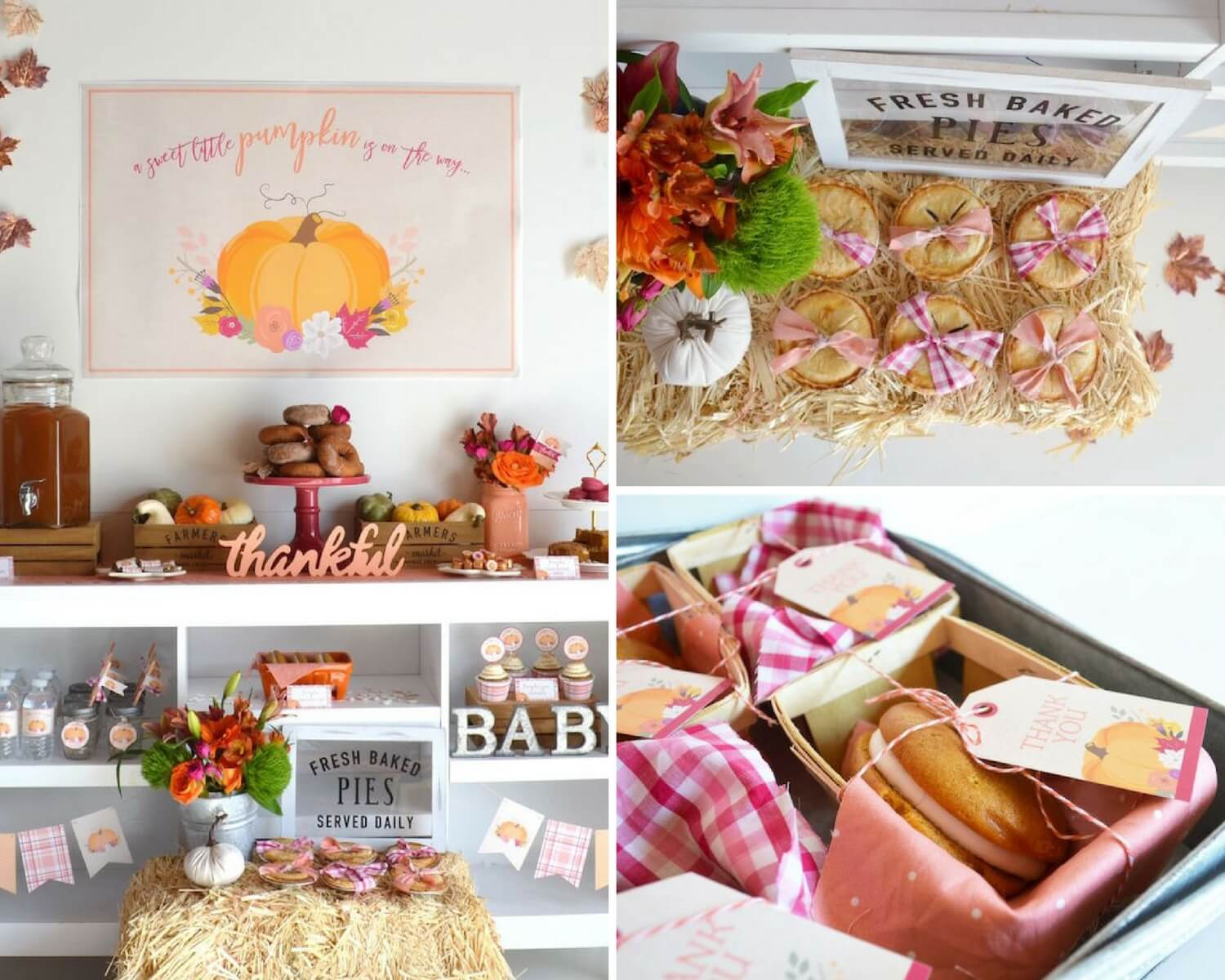 Sweet little pumpkin baby shower baby shower ideas themes games