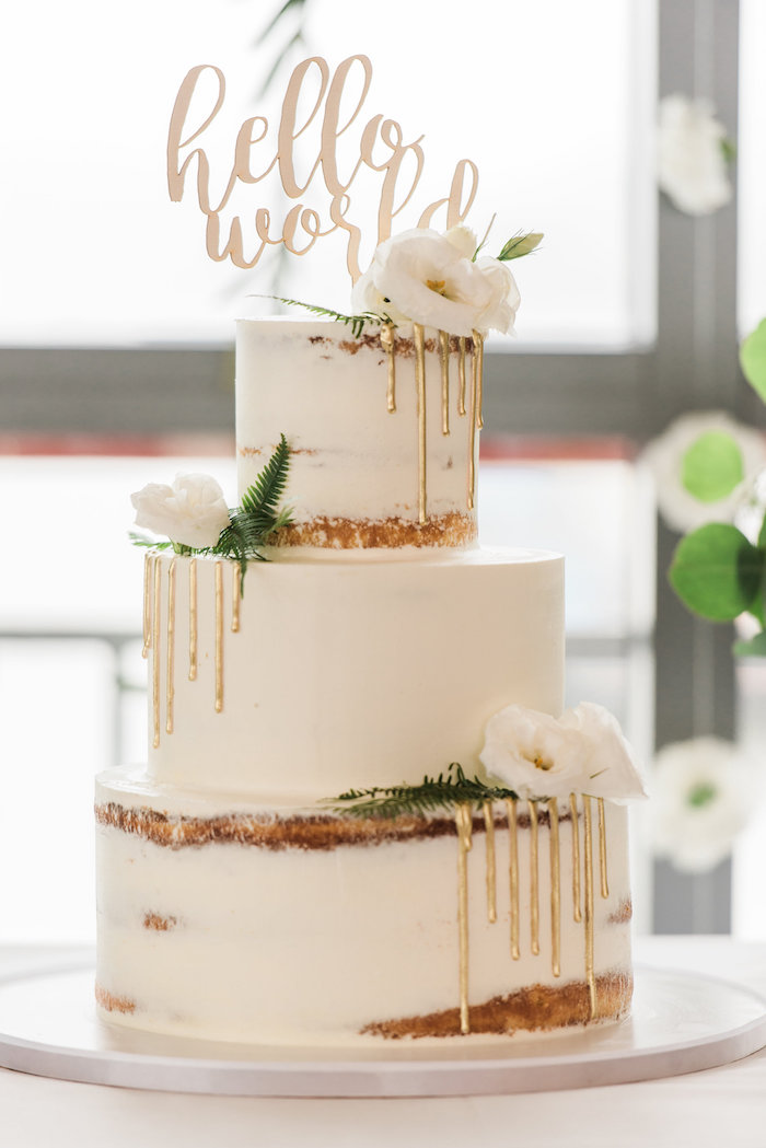 whimsical-hello-world-baby-shower-layered-cake