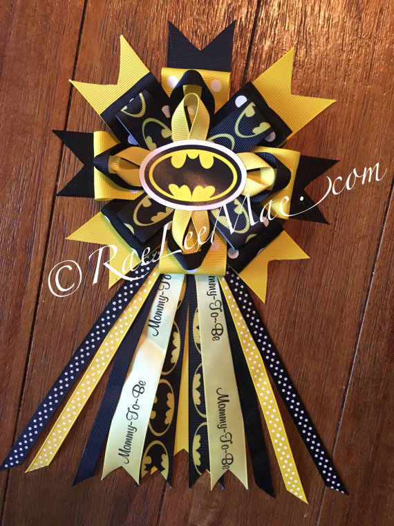 Batman Baby Shower Decorations And Party Favors Baby Shower Ideas
