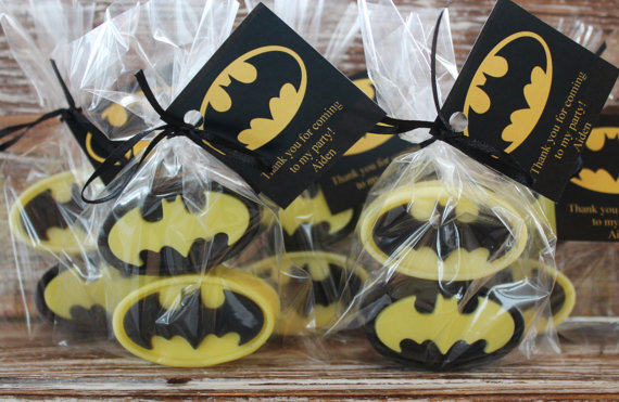 Batman Wedding Gift: Batman Baby Shower Decorations And Party Favors