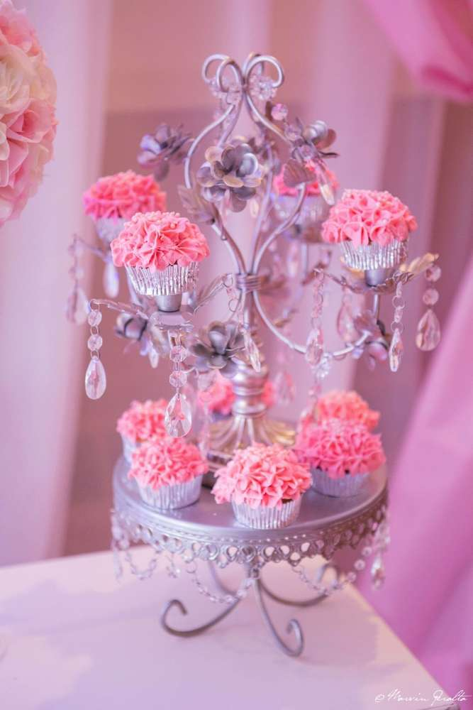 Ballerina Princess Baby Shower Baby Shower Ideas