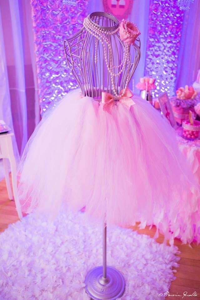... Ballerina Princess Baby Shower Tutu
