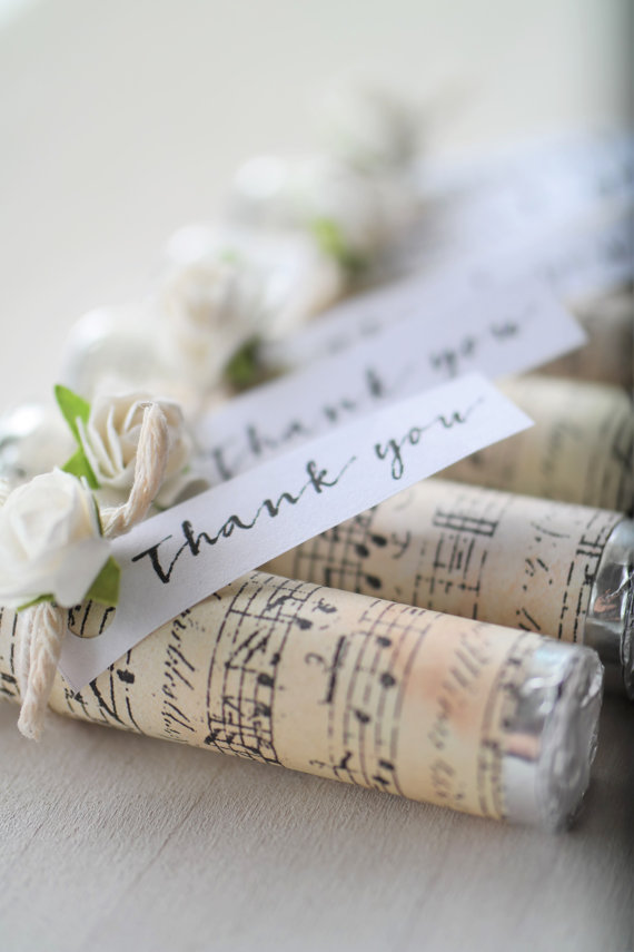 music themed baby shower decorations and party favors - baby shower ideas - themes
