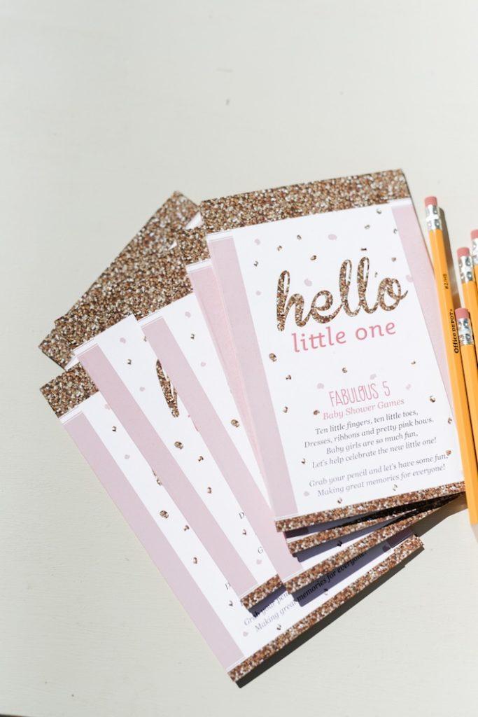 Pretty Little Pumpkin Baby Shower - Baby Shower Ideas - Themes - Games