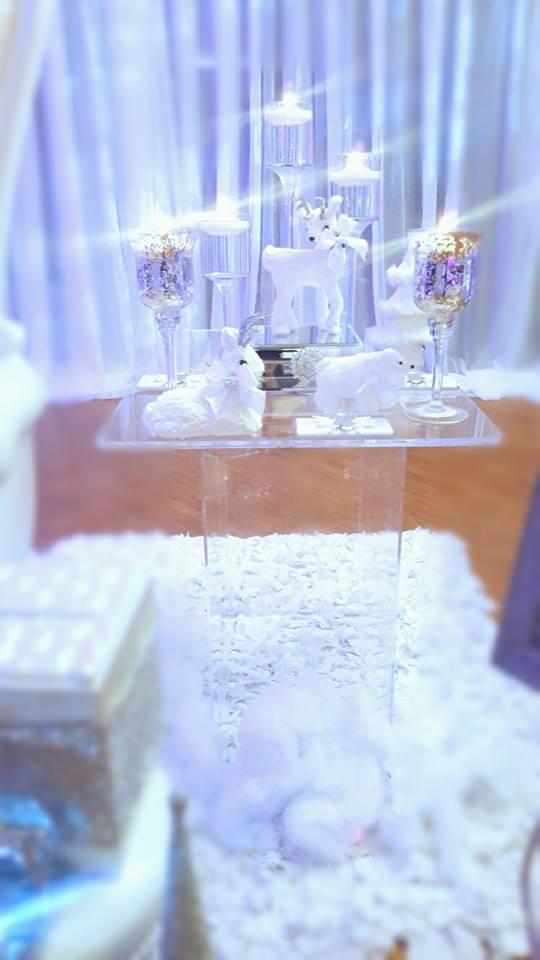 Winter Wonderland Baby Shower Baby Shower Ideas Themes