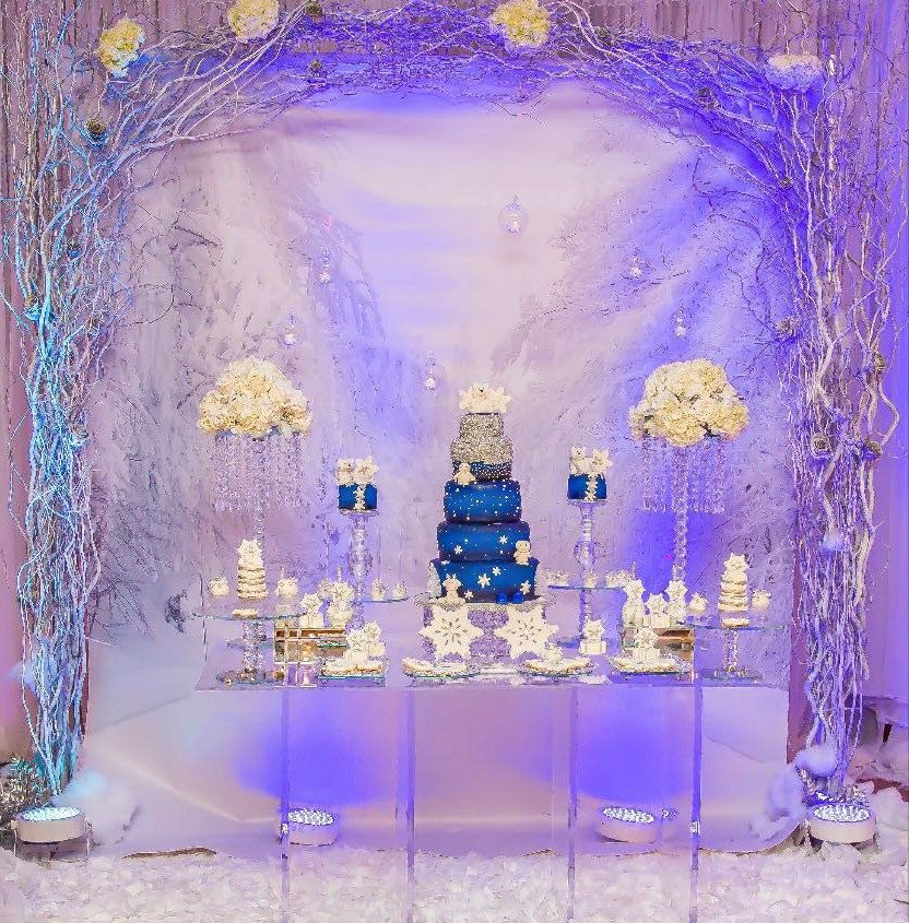 Winter Wonderland Baby Shower Baby Shower Ideas Themes