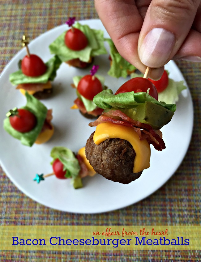 Simple Baby Shower Food Recipe Ideas Bacon Cheese