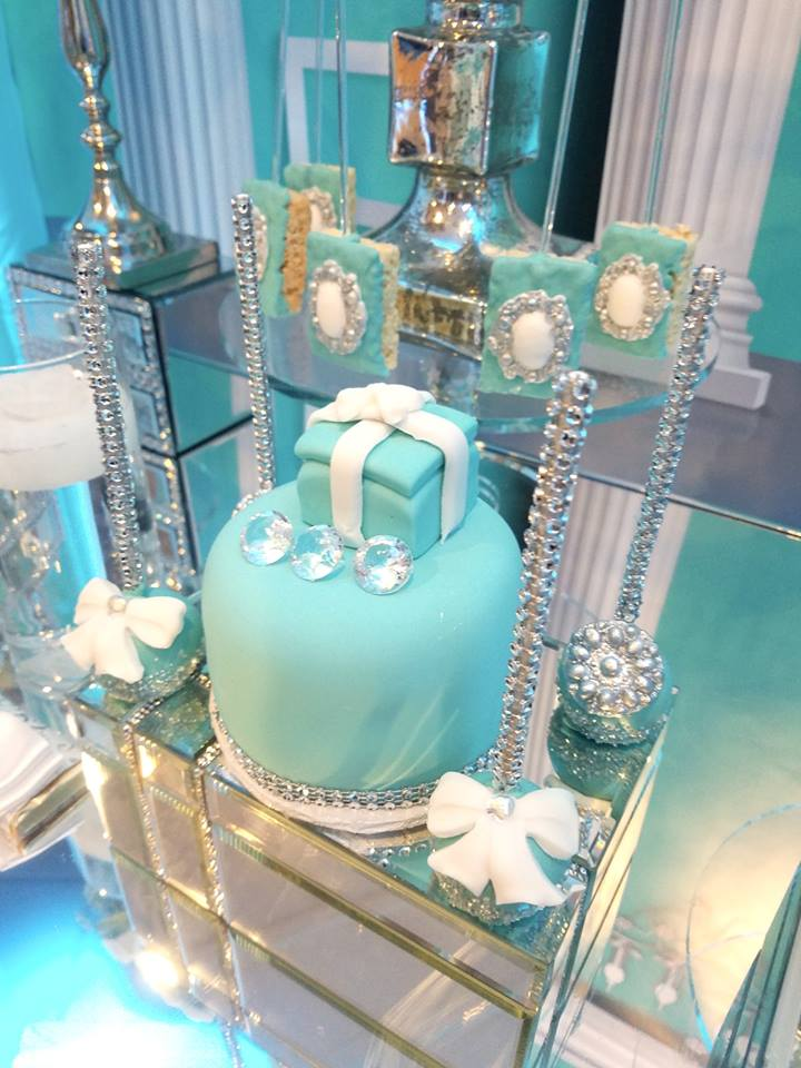 Tiffany Themed Party Baby Shower Ideas Themes Games