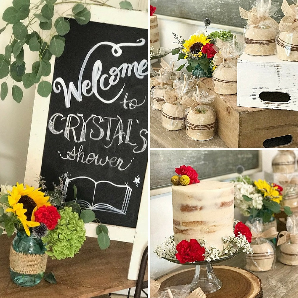 Neutral Baby Themes: Charming Gender Neutral Baby Shower