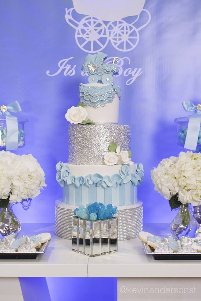 Whimsical Carriage Baby Shower Baby Shower Ideas