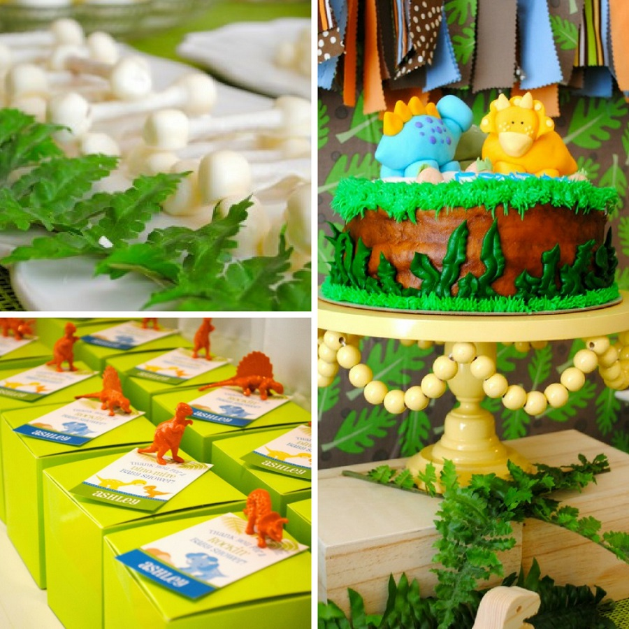 Dinosaur Galore Baby Shower Baby Shower Ideas Themes