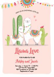 Llama Baby Shower Ideas Baby Shower Ideas Themes Games