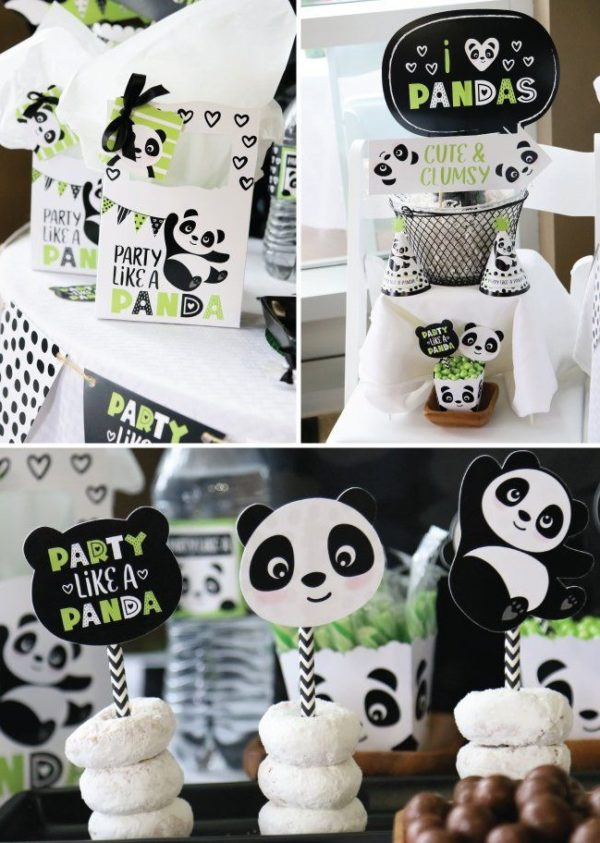 Panda Baby Shower Ideas Baby Shower Ideas Themes Games